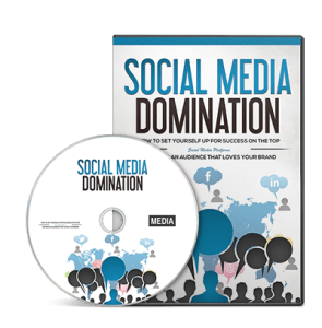 Social Media Domination Video Series with Master Resale Rights