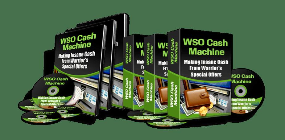 WSO Cash Machine _combo