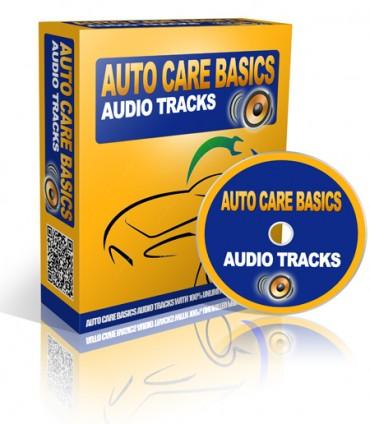 Auto Care Basics Audio Track