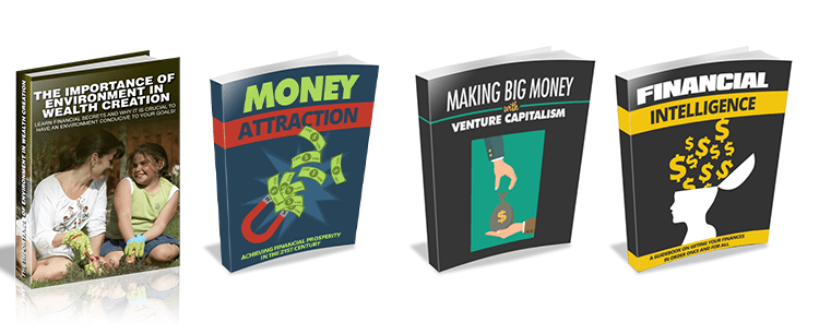 Finance Ebooks Bundle 1 With Master Resell Rights