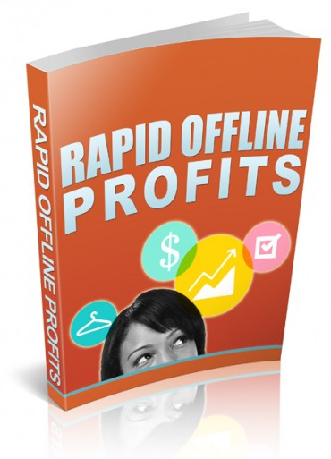 Rapid Offline Profits PLR eBook
