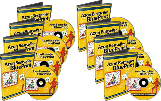 Amazon Bestseller Blueprint PLR Video Course