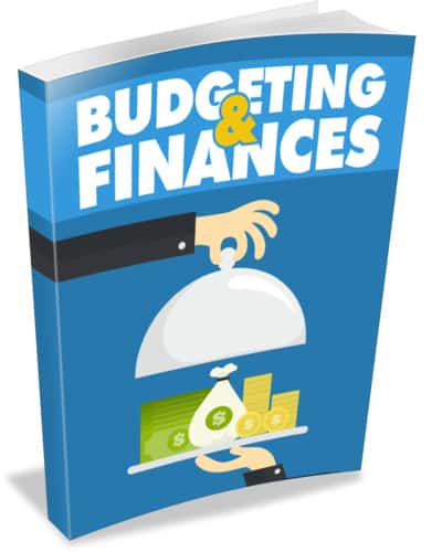 Budgeting Finances Ebook With Master Resell Rights