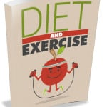 Diet and Exercise Ebook With Master Resell Rights