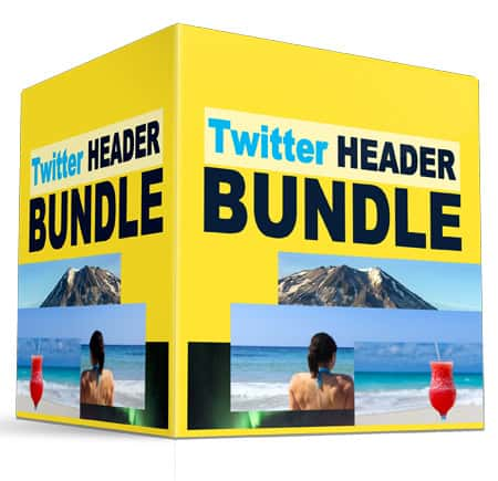 Header Bundle Twitter MRR Graphics