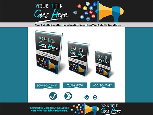 Marketing Minisite PLR Template June 2015