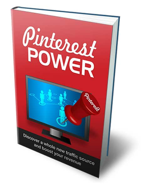 Pinterest Power Ebook With Master Resell Rights