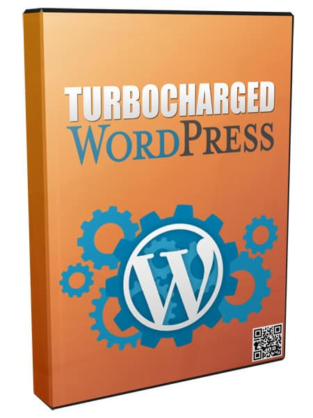 Turbocharged WordPress Video Series With Master Resell Rights