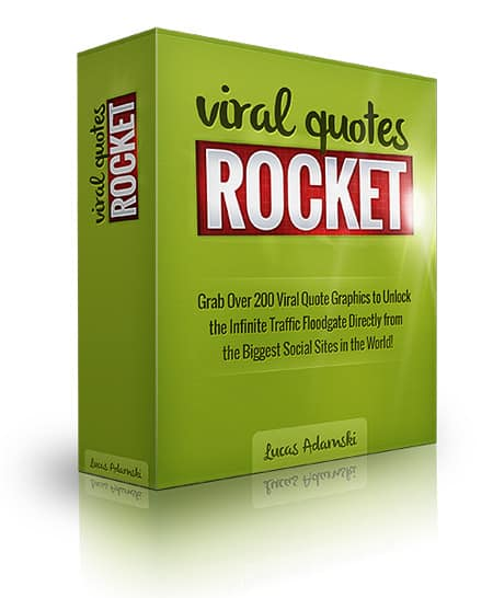Viral Quotes Rocket with Personal Use Rights