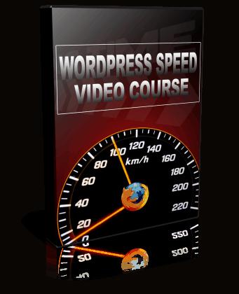WordPress-Speed-Video-Course