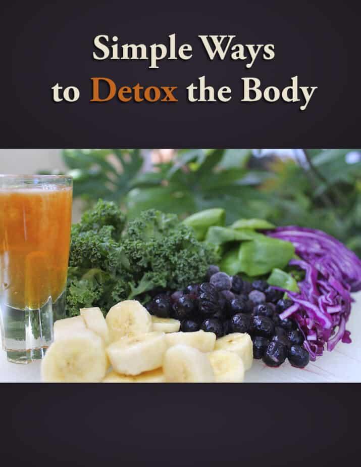 Detox PLR Report Cover Image
