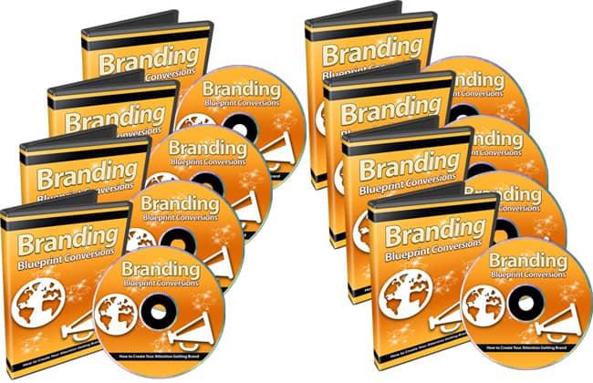 Branding Blueprint Conversions PLR Videos