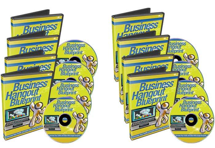 Business Hangout Blueprint