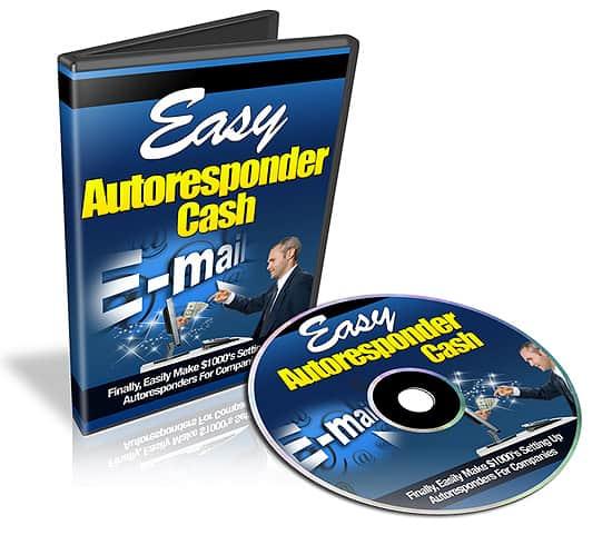 Easy Autoresponder Cash PLR Videos