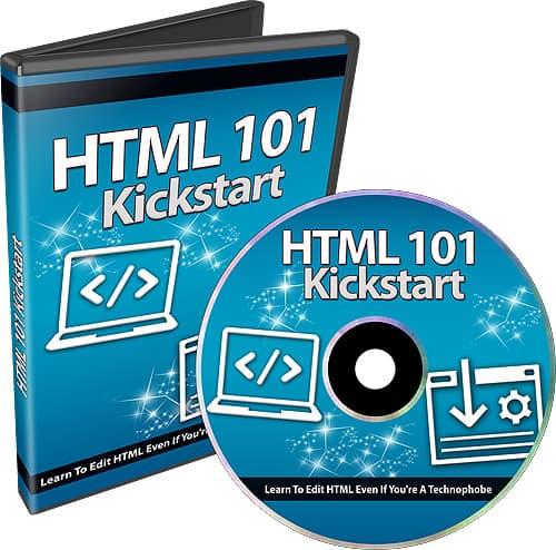 HTML 101 Toolkit PLR Videos