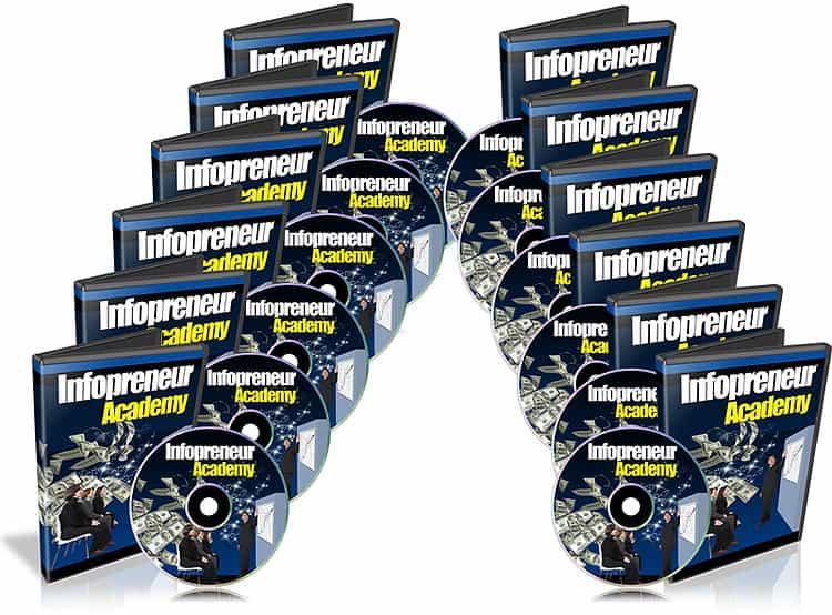 Infopreneur Academy PLR Videos