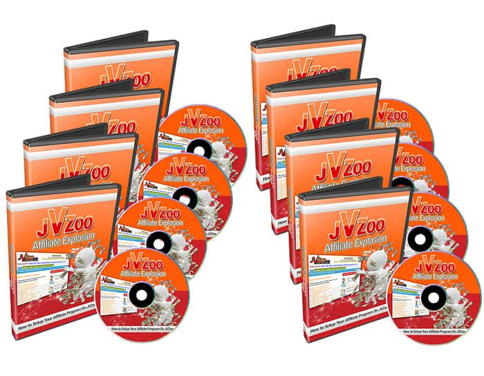 JVZoo Affiliate Explosion PLR Videos