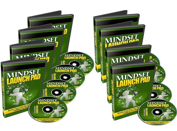 Mindset Launch Pad PLR Videos