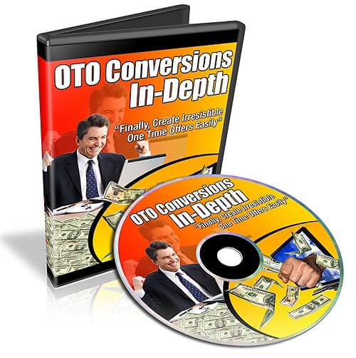OTO Conversions In-Depth PLR Videos