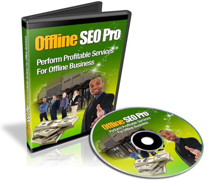 Offline SEO Pro PLR Videos