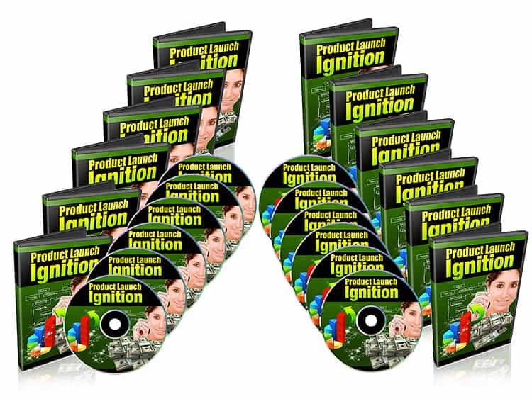 Product Launch Ignition PLR Video Course