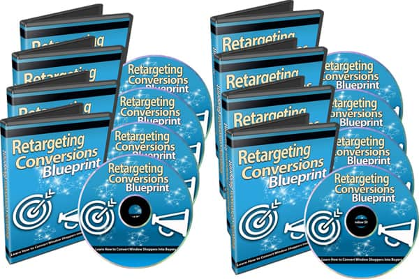 Retargeting Conversions Blueprint PLR Videos