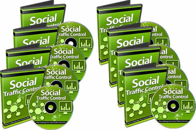 Social Traffic Control PLR Videos