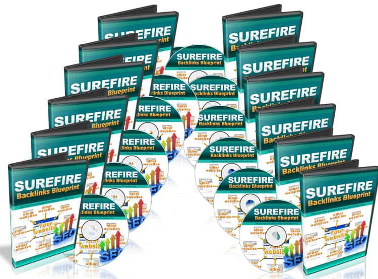 Surefire Backlinks Blueprint PLR Videos