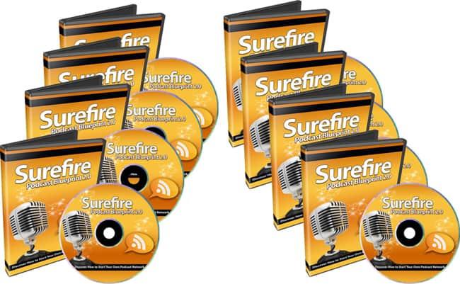 Surefire Podcast Blueprint 2.0 PLR Videos