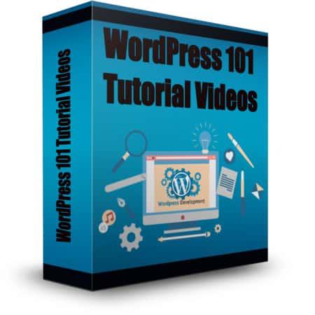 WordPress 101 Tutorial Videos