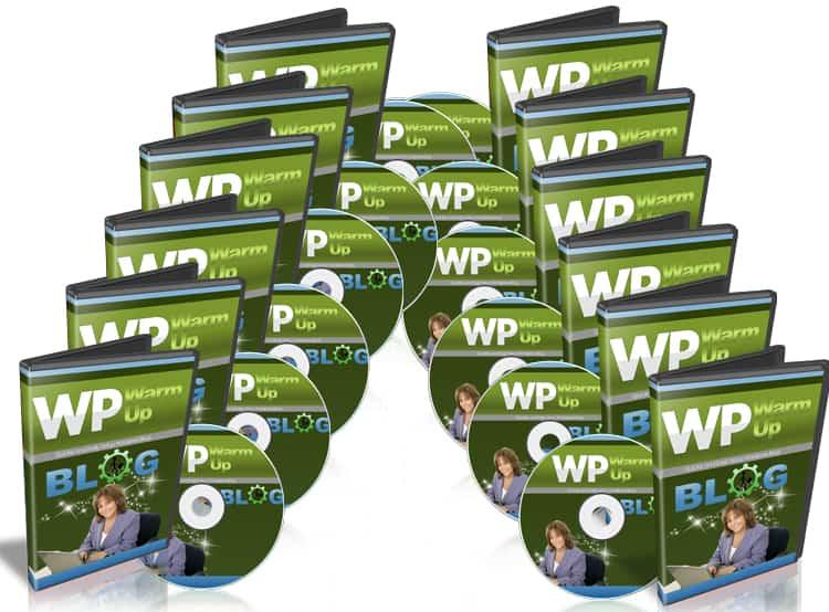 WordPress Warm Up PLR Video Course