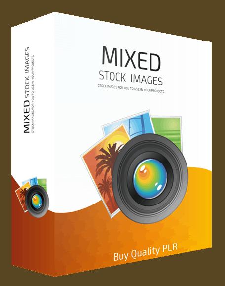 100 Mixed Stock Photos