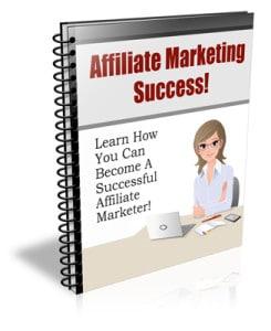 Affiliate Marketing PLR Newsletter eCourse