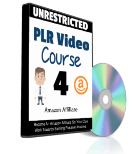 Amazon Affiliate Unrestricted PLR Videos