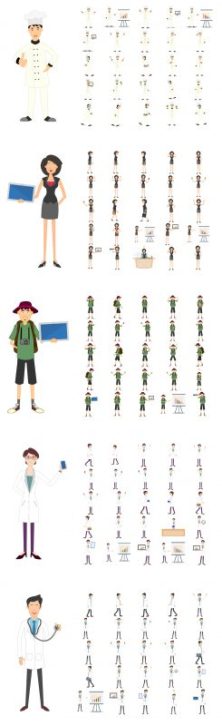 Animated_Character_Group_1