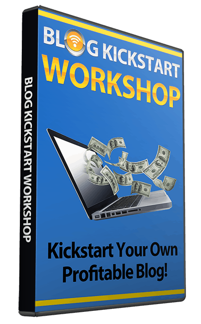 Blog Kickstart Coaching Workshop List Building Package