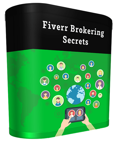 Fiverr Brokering Secrets MRR Video Course