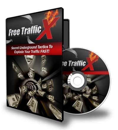 Free Traffic X PLR Videos
