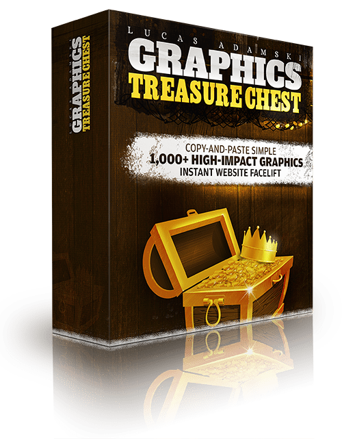 Graphics Treasure Chest Cover