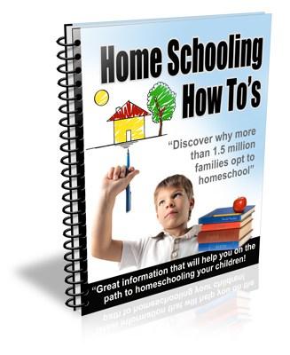 Homeschooling PLR Newsletter eCourse
