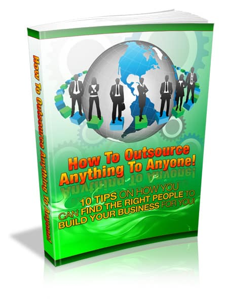 Outsource Anything 2 Anyone