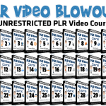 Unrestricted PLR Video Courses