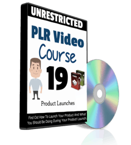 Product Launches PLR Video Series