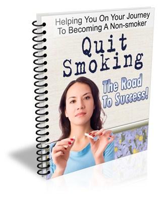 Quit Smoking PLR Newsletter eCourse