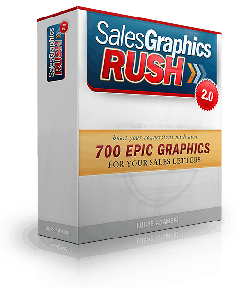 Sales Graphics Rush 2.0 With Developer Rights