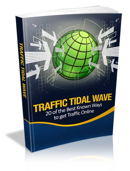 Traffic Tidal Wave PLR Ebook