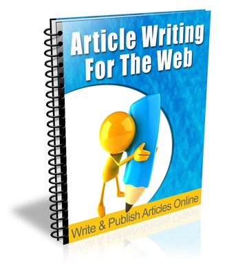 Web Content Writing PLR Newsletter eCourse