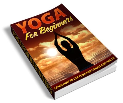 Beginners Guide To Yoga Ecover