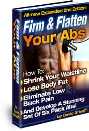 Exercises Flat Abs PLR Ecourse book