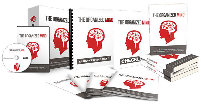 Organized Mind Master Resell Rights Ebook